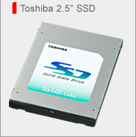 "SSD, Toshiba's New 2.5"" SSD from SSD.Toshiba.com"